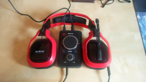 Astro A40 Headset & MixAmp Pro!