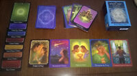 PSYCHIC TAROT OR ORACLE CARD READING $10!