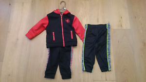 Boy's Body Glove track outfits - 18 months