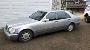 1995 Mercedes Benz S500 need gone!!!