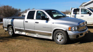 2004 Dodge 5.9 Diesel 2500 Long box