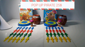 POP UP PIRATE complet