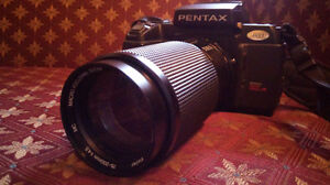 Pentax SF-1N 35mm SLR film camera