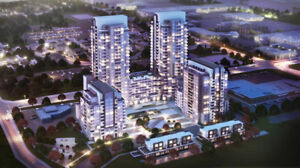 Pre-construction condominium in Scarborough