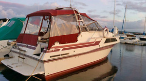 Carver Montego 31oal 10wide twin 4cyl 89'