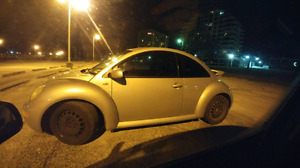 2001 VW Beetle FOR SALE