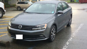 New 2015 VW Jetta TDI DSG Automatic