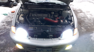 2002 Chevy Cavalier z24 Low KM (150xxx) W/Upgrades