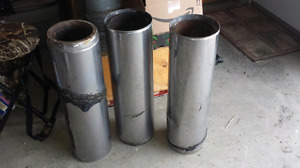 7 inch Insulated Chimney Pipe