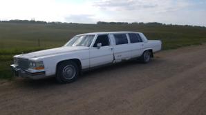 1987 Cadillac Limo