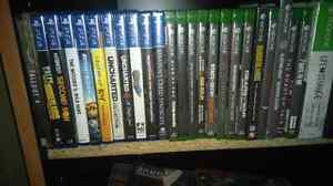 Ps4 & xbox one games for sale or trade
