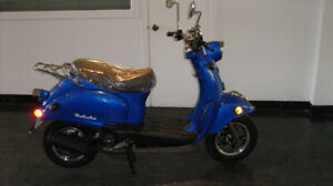 scooter  solista
