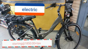 electric bike bicycle electrique