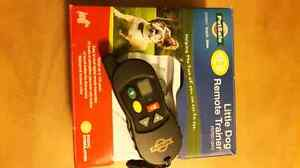 2 pet items..1 is a Comair nail trimmer and a training collar