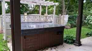 Used Hot  Tub must sell