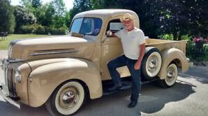 1946 FORD HALF TON PICK-UP        $29,900 + H.S.T.
