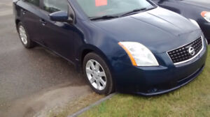 2009 NISSAN SENTRA NEW MVI  GREAT CAR