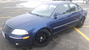 2004 VW Passat 4Motion 5 speed- NEED GONE!