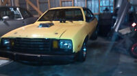 ford pinto 1980 swap 302 manuelle