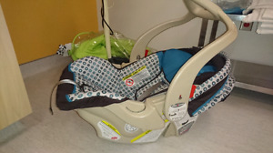 Stroller pousset child care seat