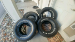 Hankook Dynapro Off Road Tires 265/75 R16