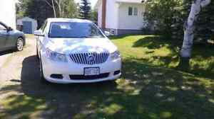 2010 Buick Lacross for sale, asking 7,500 neg
