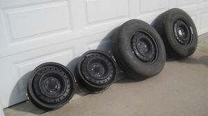 Steel Rims For Sale