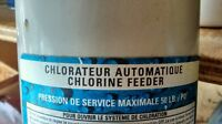 Chlorateur automatique piscine