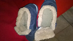 New sneakers on fur... unisex... new London Ontario image 2