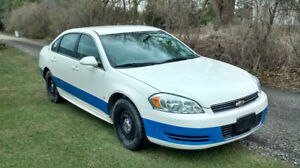2009 CHEVROLET IMPALA NO RUST ONLY 158000 KLMS