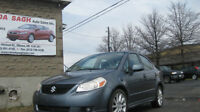 08 SUZUKI SX4, AUTO,AC,GREAT SPORT ECONOMY CAR, 6M.WRTY FOR 4995