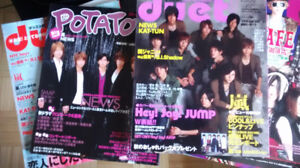 10 Japanese magazines and 2 books Gackt, Voxx Duet and more!