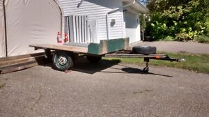 utility trailer for rent Prince George British Columbia image 1