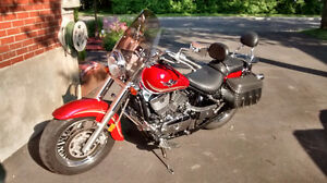 Kawasaki Vulcan Classic 2003 800cc
