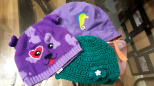 6-24 month hats all 3 for $10