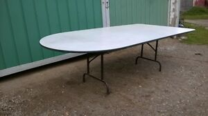 large folding table for sale