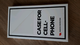 Iphone 11 clear mobile phone case brand new