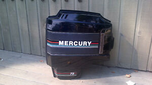 MERCURY OUTBOARD MOTOR 75 hp 1993  PARTS AVAILABLE