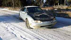 I'm selling my 1994 mazda mx 6 ls