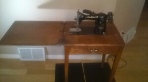 Antique Sewing Machine Manufactured by Hudson's Bay Company