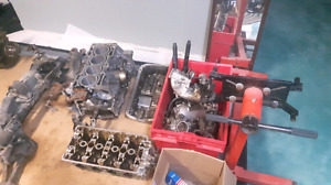 H22a4 base block head and some parts.