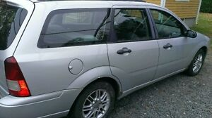 2007 Ford Focus cache bagage Familiale