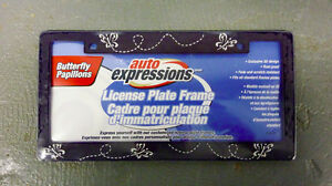 *NEW* Customized Easy to Install Durable License Plate Frame