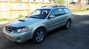 2005 Outback XT (turbocharged automatic)
