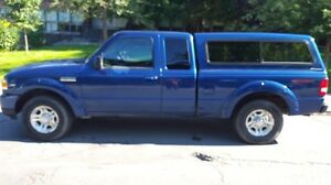 2009 Ford Ranger Sport King Cab