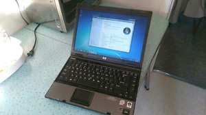 HP 14.1 laptop Windows 7