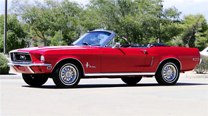 WANTED - 1965-1969 Ford Mustang Convertible