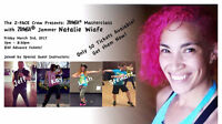 Join Z-Face Zumba Jammer Natalie at D2R Markham