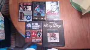 5 hockey books