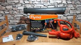Flymo PowerVac 3000 leaf blower